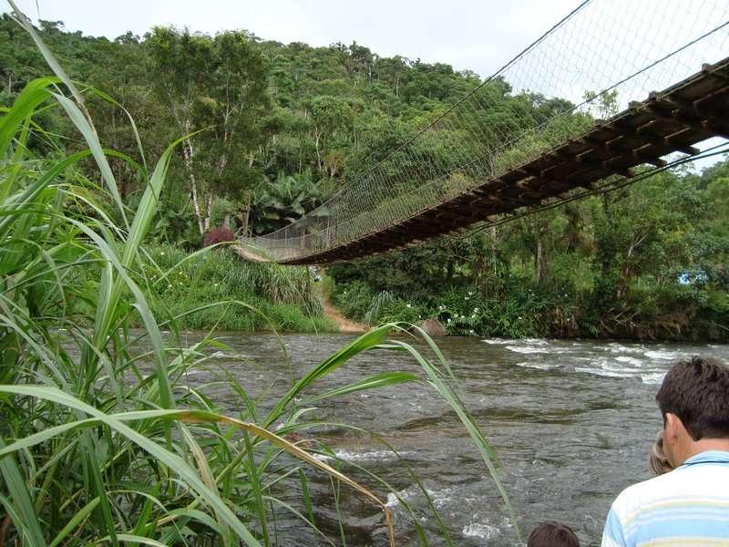 Ponte Pensil em São José dos Pinhais