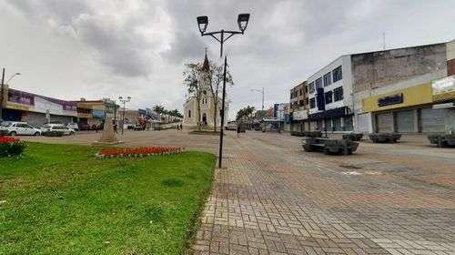 Praça 8 de Janeiro