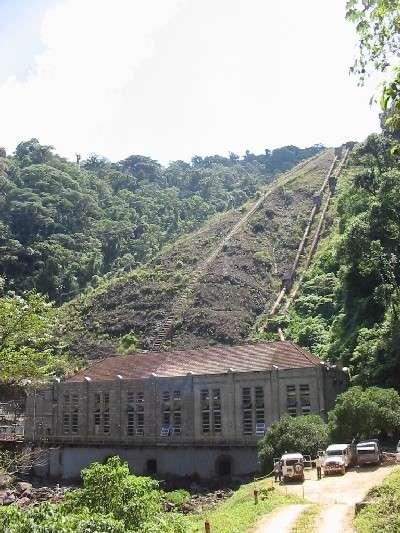 Usina Hidrelétrica Chaminé