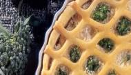 Empadão de Brócolis com Ricota