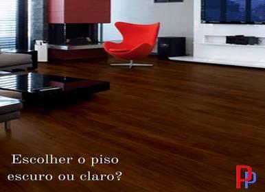 Dica de Decoração - Os pisos claros inspiram leveza e modernidade
