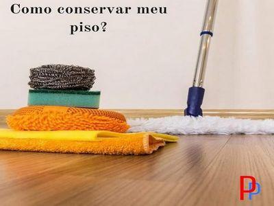 Dica para o Lar - Conservação e durabilidade de pisos de madeira
