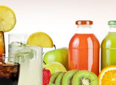 Dica Vida Saudável - Sucos e Refrigerantes