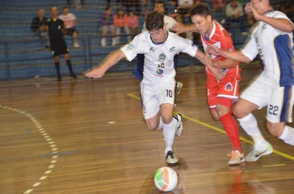Jogos do Torneio Aberto de Futsal são válidos para a fase classificatória da Copa São José de Futsal, 2ª Divisão (Foto: Ademar Marques/PMSJP)