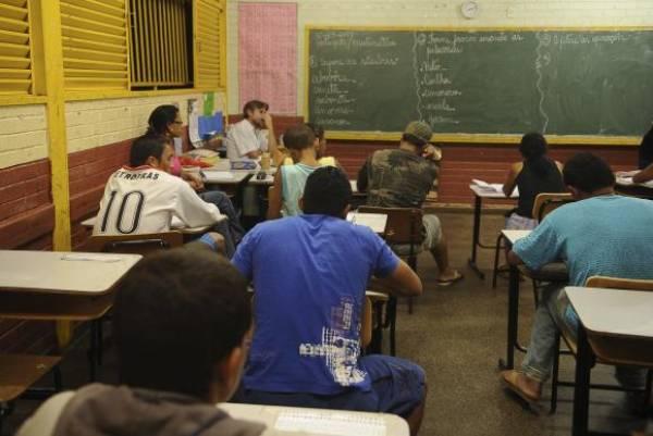 O movimento Todos Pela Educação divulga o relatório De Olho nas Metas, publicado a cada dois anos a fim de acompanhar os indicadores educacionais do Brasil. Arquivo/Agência Brasil