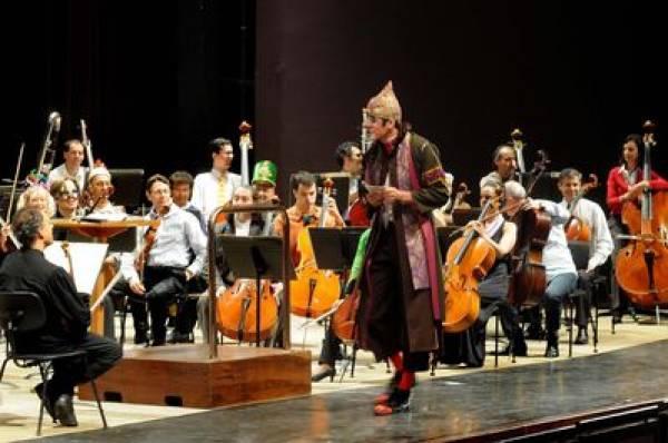 Foto: Teatro Guaíra
