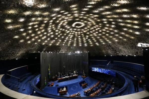 Brasília - Plenário do Senado começa a ouvir testemunhas na fase final do julgamento do processo de impeachment da presidenta afastada Dilma Rousseff. Foto: Fabio Rodrigues Pozzebom/Agência Brasil