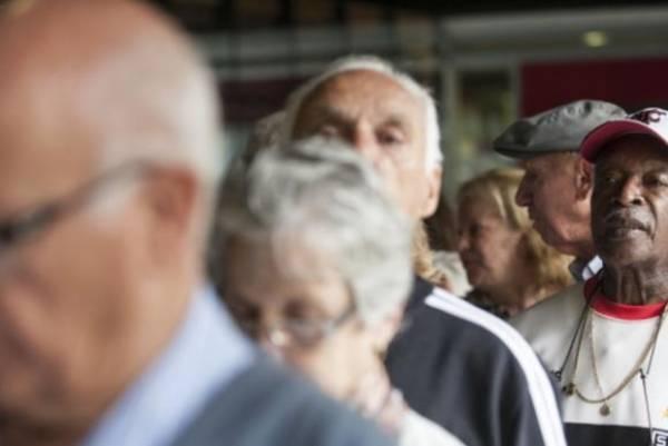 População brasileira com mais de 80 anos pode chegar a 19 milhões em 2060, estima IBGE. Foto: Arquivo/Marcelo Camargo/Agência Brasil