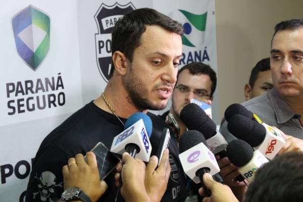 Nos últimos seis meses, a Delegacia de Furtos e Roubos de Curitiba prendeu 167 pessoas suspeitas de roubo e/ou furto, uma média de 27,8 prisões por mês.Foto: Divulgação PCPR