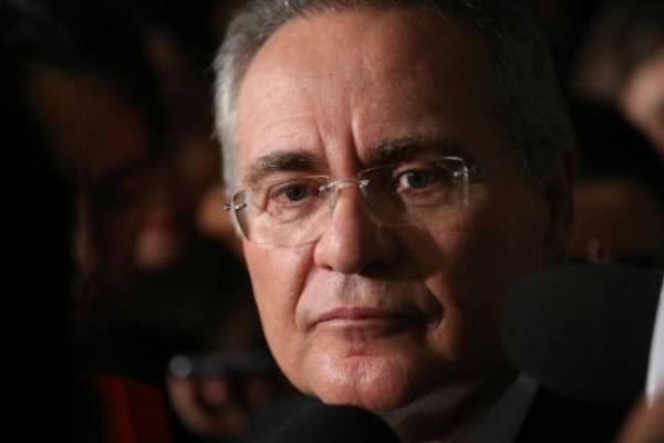 O presidente do Senado, Renan Calheiros. Foto: Fabio Rodrigues Pozzebom/Agência Brasil