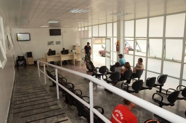 Pronto Socorro do Hospital e Maternidade São José dos Pinhais foi reaberto essa semana (Foto: Silvio Ramos/PMSJP)