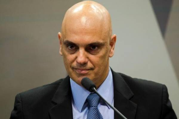 O novo ministro do STF, Alexandre de Moraes, deverá receber 7,5 mil processos ao tomar posse -Marcelo Camargo/Agência Brasil