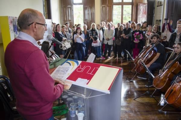 Secretaria de Cultura de São José dos Pinhais inicia a 15ª Semana Nacional dos Museus (Foto: Paulo Szostak/PMSJP)
