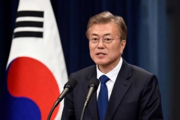 Presidente da Coreia do Sul, Moon Jae-In.Foto: Jung Yeon-Je/Reuters