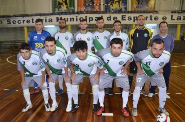 Master Club/Bravos é uma das equipes que segue firme na Copa São José de Futsal (Foto: Ademar Marques/PMSJP)