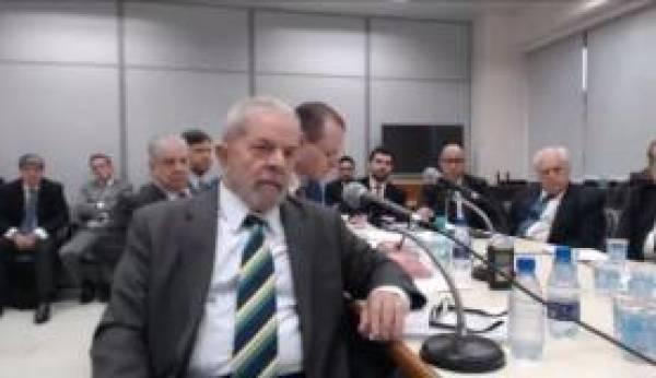 Este é o segundo depoimento que ex-presidente Luiz Inácio Lula da Silva presta ao juiz Sérgio Moro. Foto: Arquivo/Reprodução/ Justiça Federal no Paraná