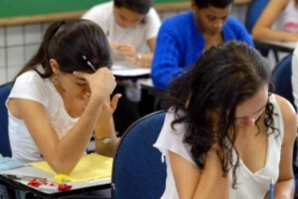 Estudantes fazem prova do Enem -Imagem de Arquivo/Agência Brasil