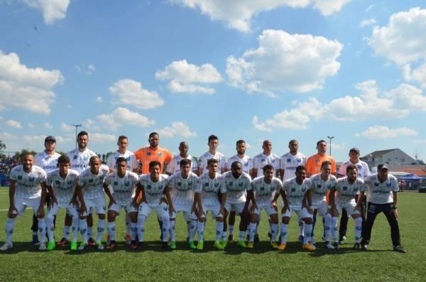 Time de São José dos Pinhais chegou à final e decide o título da Série C neste domingo (26), no Estádio do Pinhão, contra o Rolândia, às 16hs (Foto: Ademar Marques/PMSJP)