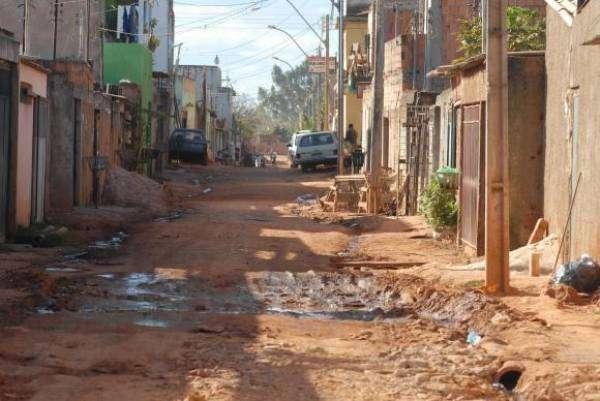 Pesquisa diz que o maior índice de pobreza é registrado Região Nordeste, afetando 43,5? população. Foto: Marcelo Casal/Agência Brasil
