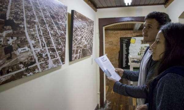 Além dessa exposição, mais cinco estão abertas e valem a pena uma visita para conhecer um pouco mais sobre a história do Município e também de fatos históricos nacionais  e mundiais (Fotos: Paulo Szostak/PMSJP)