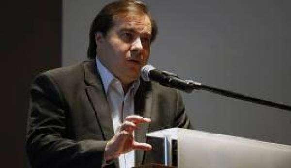 Reforma é necessária para atrair investimentos, mas não será fácil aprová-la, diz o presidente da Câmara, Rodrigo  Maia. Foto: Tânia  Rêgo/Arquivo/Agência  Brasil
