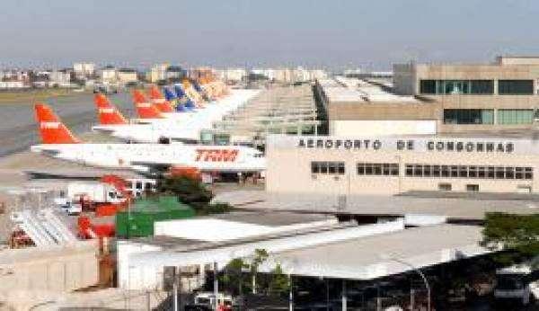 Anac autorizou reajuste de tarifas aeroportuárias dos terminais administrados pela Infraero. Foto: Arquivo/Agência Brasil