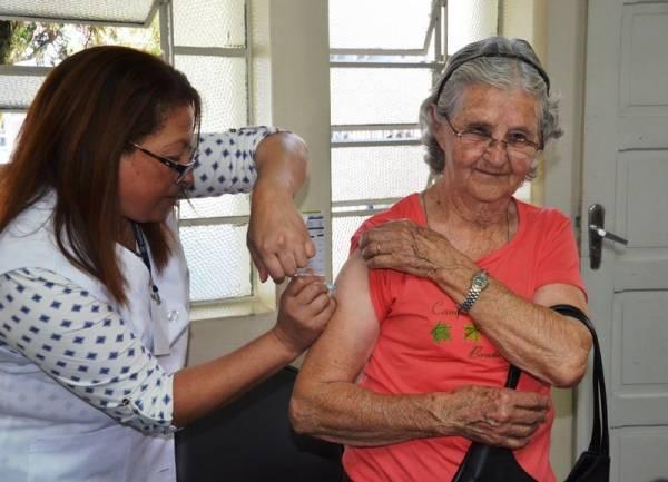 """Todas as Unidades Básicas de Saúde participam – """"Dia D"""" acontece 12 de maio (Fotos: Silvio Ramos/PMSJP)"""