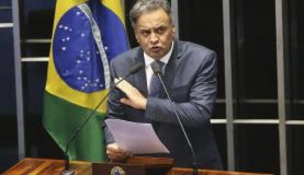 A denúncia contra Aécio Neves foi apresentada há cerca de 10 mesesWilson Dias/Arquivo/Agência Brasil