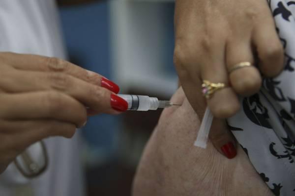 Período de vacinação contra a gripe é ampliado até 15 de junho/Marcello Casal Jr/Agência Brasi