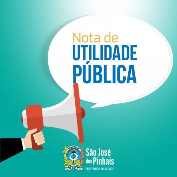 Foto: Divulgação/PMSJP