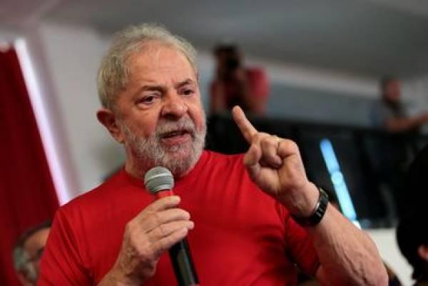 Ex-presidente Luiz Inácio Lula da Silva (Reuters/Leonardo Benassatto/Direitos Reservados)