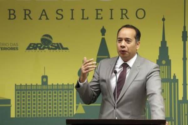 Ministro do Esporte, Leandro Cruz da Silva - Antonio Cruz/Arquivo Agência Brasil