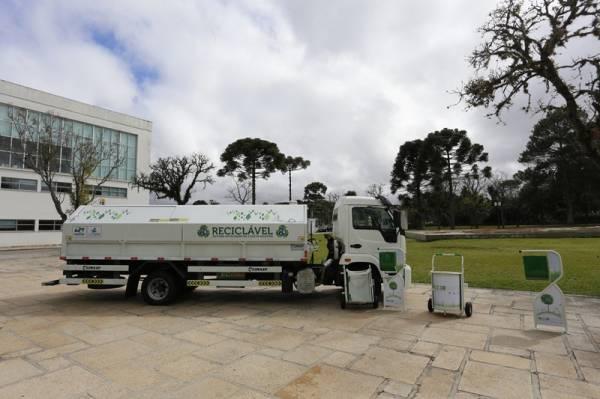 No Paraná, 20 setores produtivos já formalizaram compromisso para aorganização da logística reversa. É um dos estados mais avançadosnesta questão, no Brasil.Foto: Arquivo / Arnaldo Alves / ANPr.