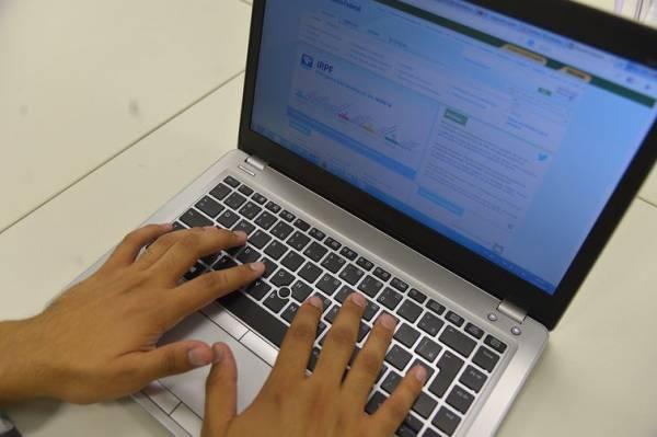 Site da Receita Federal - Marcello Casal Jr./Agência Brasil