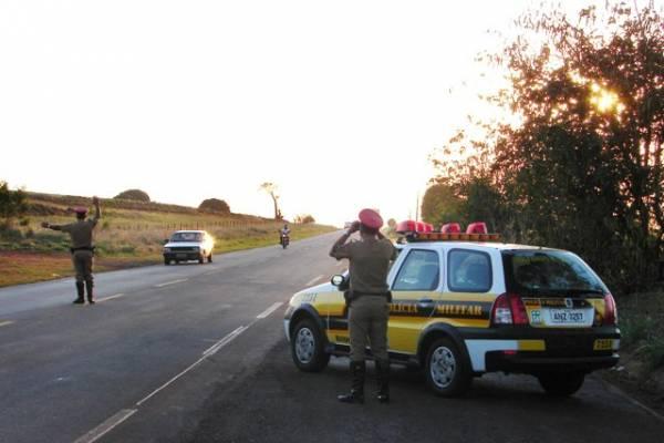A partir das 14 horas desta quinta-feira (11) o Batalhão de Polícia Rodoviária inicia a Operação Nossa Senhora Aparecida nas rodovias estaduais para reforçar o policiamento e a fiscalização durante o feriado. O trabalho envolve as seis Companhias da unidade distribuídas pelo Paraná e segue até às 23h59 de domingo (14).Foto: Arquivo / PM A partir das 14 horas desta quinta-feira (11) o Batalhão de Polícia Rodoviária inicia a Operação Nossa Senhora Aparecida nas rodovias estaduais para reforçar o policiamento e a fiscalização durante o feriado. O trabalho envolve as seis Companhias da unidade distribuídas pelo Paraná e segue até às 23h59 de domingo (14).Foto: Arquivo / PMA partir das 14 horas desta quinta-feira (11) o Batalhão de Polícia Rodoviária inicia a Operação Nossa Senhora Aparecida nas rodovias estaduais para reforçar o policiamento e a fiscalização durante o feriado. O trabalho envolve as seis Companhias da unidade distribuídas pelo Paraná e segue até às 23h59 de domingo (14).Foto: Arquivo / PMA partir das 14 horas desta quinta-feira (11) o Batalhão de Polícia Rodoviária inicia a Operação Nossa Senhora Aparecida nas rodovias estaduais para reforçar o policiamento e a fiscalização durante o feriado. O trabalho envolve as seis Companhias da unidade distribuídas pelo Paraná e segue até às 23h59 de domingo (14).Foto: Arquivo / PMA partir das 14 horas desta quinta-feira (11) o Batalhão de Polícia Rodoviária inicia a Operação Nossa Senhora Aparecida nas rodovias estaduais para reforçar o policiamento e a fiscalização durante o feriado. O trabalho envolve as seis Companhias da unidade distribuídas pelo Paraná e segue até às 23h59 de domingo (14).Foto: Arquivo / PM