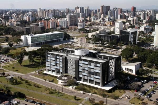 Centro Cívico - .Foto: Arnaldo Alves / ANP