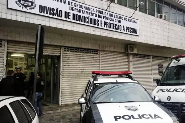 Divisão de Homicídios e Proteção à Pessoa ( DHPP). Foto: SESP