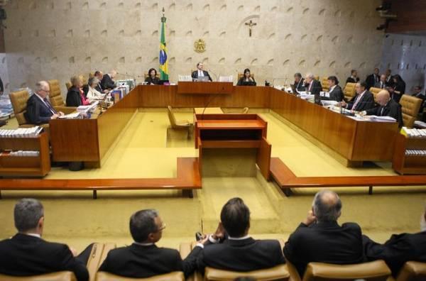 Ação que trata da criminalização da homofobia foi protocolada no Supremo pelo PPS - Nelson Jr./STF