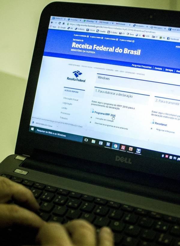 Contribuinte deverá entregar declaração de 7 de março a 30 de abril - Marcelo Camargo/Arquivo/Agência Brasil