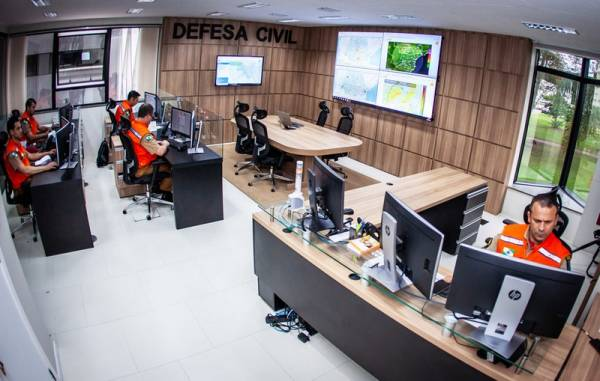 Foto: Divulgação Defesa Civil do Paraná