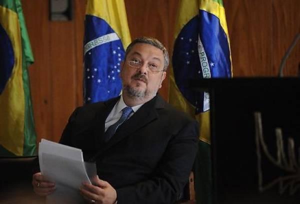 Ex-ministro da Fazenda Antonio Palocci - Arquivo/Agência Brasil
