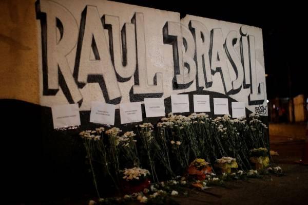 REUTERS / Ueslei Marcelino / Direitos reservados