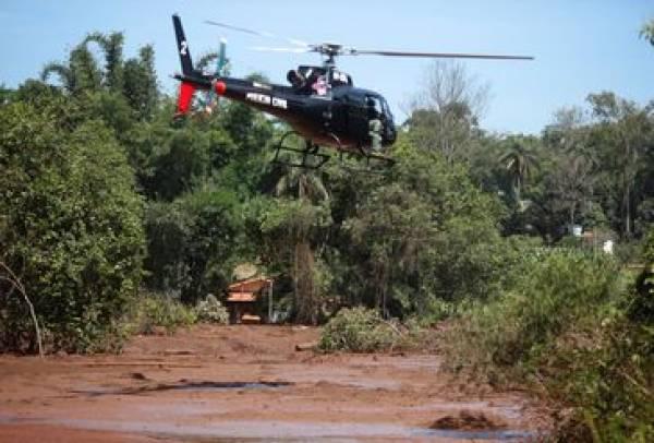 Ministério do Meio Ambiente trabalha para evitar novas tragédias como em Brumadinho - Adriano Machado/Reuters/Direitos reservados