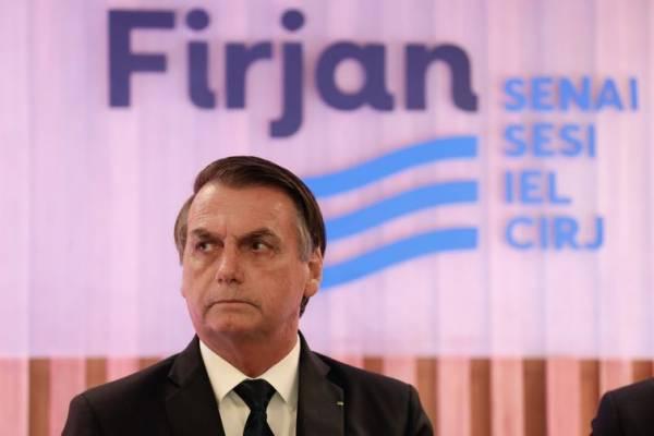 Bolsonaro foi homenageado com a medalha do Mérito Industrial do Estado do Rio de Janeiro    (Alan Santos /PR)