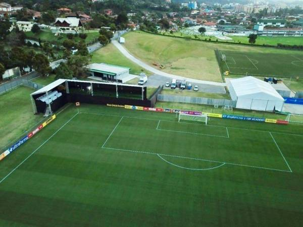 Granja Comary, em Teresópolis, pronta para receber os jogadores da seleção - Divulgação Confederação Brasileira de Futebol - CBF