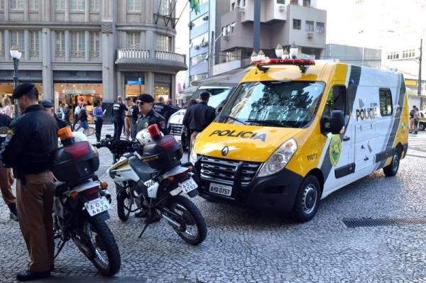 Ações das polícias aumentam em 334% as prisões no Paraná. Foto: Arquivo/ANPr