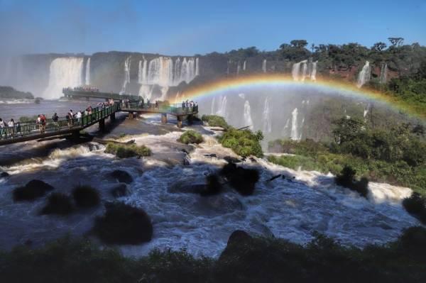 Foto: Foz do Iguaçu - Cataratas Foto: José Fernando Ogura/ANPr