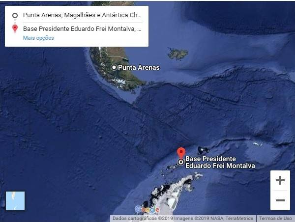 Imagem: Google Maps