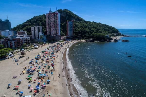 Tudo pronto para a temporada nas praias do Paraná. Foto: Arquivo/AEN