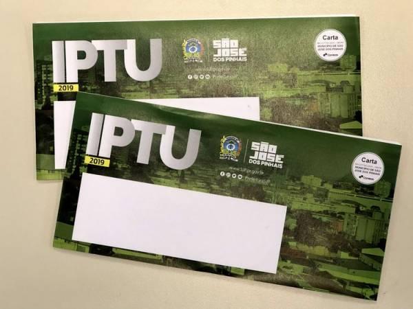 IPTU SJP 2019